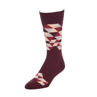 STROLLEGANT Umbrella Men's 1 Pair Size 10-13 Crew Socks