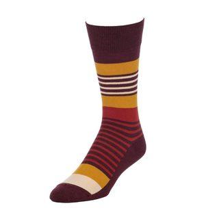 STROLLEGANT Zen Men's 1 Pair Size 10-13 Crew Socks