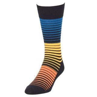 STROLLEGANT Skyline Men's 1 Pair Size 10-13 Crew Socks