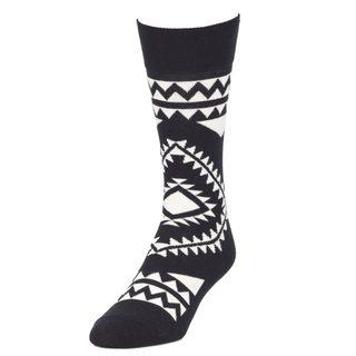STROLLEGANT Tapestry Men's 1 Pair Size 10-13 Crew Socks