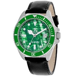 Christian Van Sant Men's CV5102LB Montego Vintage Watches