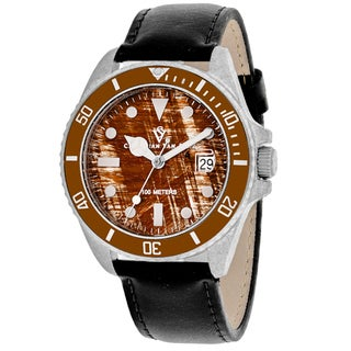 Christian Van Sant Men's CV5101LB Montego Vintage Watches