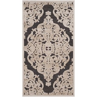 Safavieh Paradise Watercolor Vintage Stone/ Anthracite Viscose Rug (2'3 x 3'11) https://ak1.ostkcdn.com/images/products/13293167/P20004205.jpg?impolicy=medium