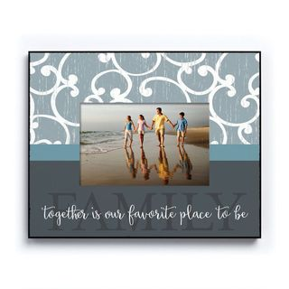 'Together Is Our Favorite Place To Be' Frame