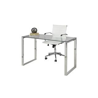 Zenon Silver Small Desk