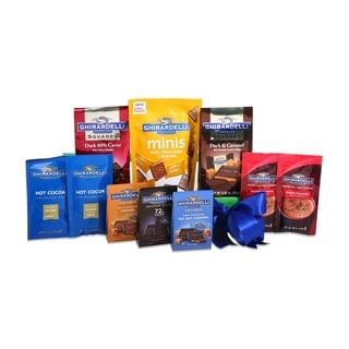 Ghirardelli Chocolates Ultimate Sampler