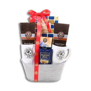 Coffee Bean & Tea Leaf Gift Basket