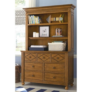 Brookdale Pinewood Double Dresser