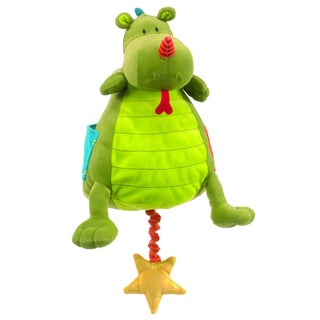 Lilliputiens Walter Musical Cuddle Fabric Bedtime Toy