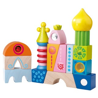 HABA Cordoba Beechwood Building Blocks
