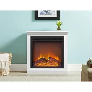Altra Bruxton Electric Fireplace