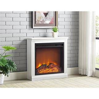 Ameriwood Home Bruxton Electric Fireplace (3 options available)