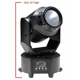 Stagg SLI CYCLOPS60-1 Cyclops Black Plastic Moving Head LED Light