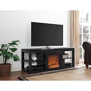 Ameriwood Home Parsons Console Fireplace