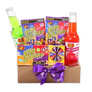 Jelly Belly Beanboozled Fun Candy Gift Set