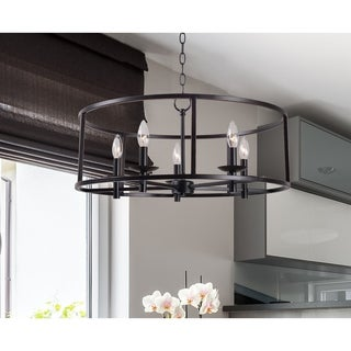 Link to Eileen 5 Light Black Chandelier Similar Items in Chandeliers