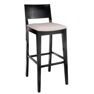 Copenhagen Brown Wood Barstool