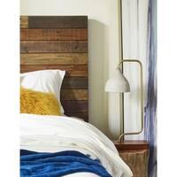 Aurelle Home Concrete Shade Table Lamp