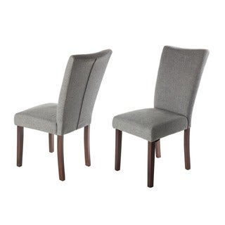 Harper Collection Dining Chair  Grey (2 Pack)
