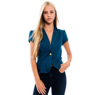 MOA Collection Women's Solid Blazer Jacket|https://ak1.ostkcdn.com/images/products/13297688/P20006316.jpg?impolicy=medium