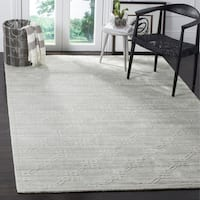 Safavieh Elements Modern Geometric Light Grey Rug - 8' x 10'