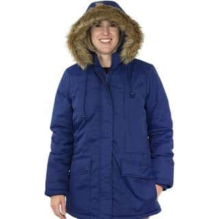 Totes Women's Anorak Parka Coat|https://ak1.ostkcdn.com/images/products/13297914/P20006457.jpg?impolicy=medium