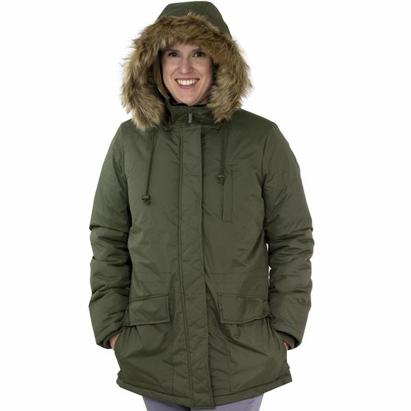 Totes Women's Anorak Parka Coat - Free Shipping Today - Overstock ...