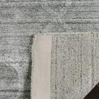 Safavieh Elements Modern Geometric Grey Rug - 9' x 12'