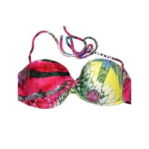 Women's Monet Underwire Bandeau Bikini Top