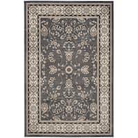 Safavieh Lyndhurst Traditional Grey/ Cream Rug - 8'11 x 12'rectangle