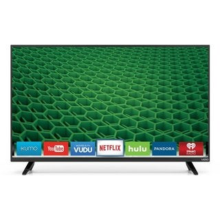 VIZIO D32h-D1 D-series Black 32 Inch Class Full Array LED Smart TV - Refurbished