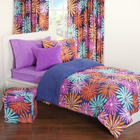 Crayola Dreaming of Daisies 11-piece Bedroom in a box