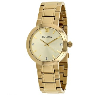 Bulova Men's 97D106 Classic Watches