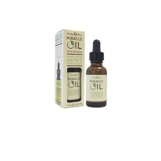 Earthly Body 1-ounce Hemp Miracle Oil