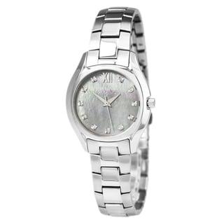 Bulova Women's 96P158 Diamond Watches