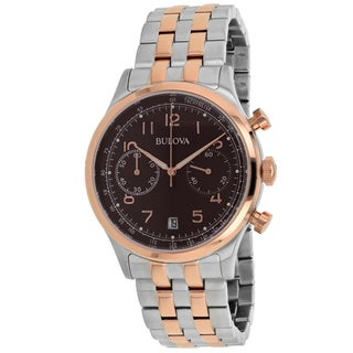 Bulova Men's 98B248 Classic Watches