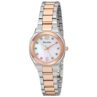 Bulova Women's 98P143 Diamond Watches
