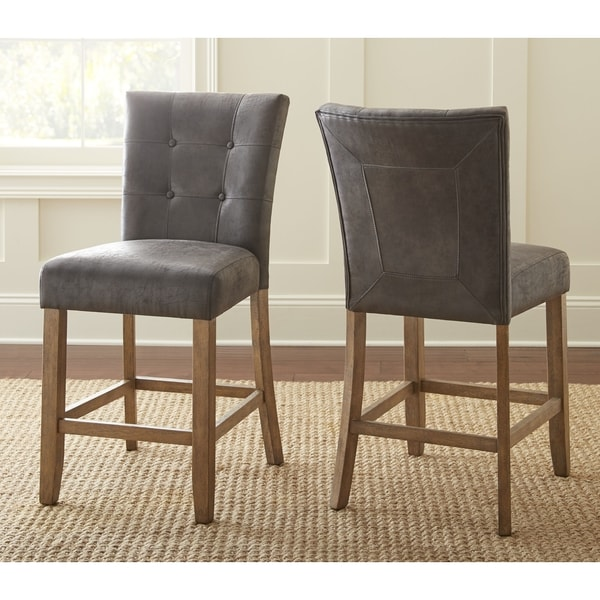 Danni Counter Height Dining Chairs Set Of 2 By Greyson