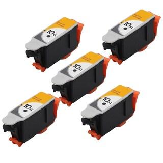 5PK Compatible Kodak 10 ( 8891467 ) Inkjet Cartridge For Kodak EasyShare 5100 5300 5500 ( Pack of 5 )