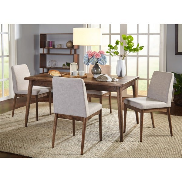 Simple Living Element Mid Century Dining Table   Free Shipping Today    Overstock.com   20006995 Part 45