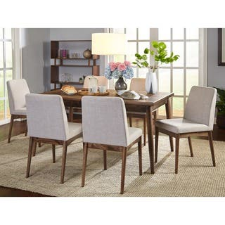 Simple Living Element Mid Century Dining Set Modern Room Sets For Less  Overstock com