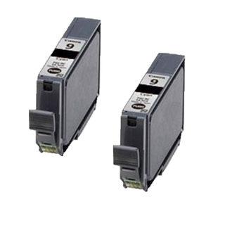 2PK Compatible PGI-9MBK Matte Black Inkjet Cartridge For PIXMA Pro9500 ( Pack of 2 )