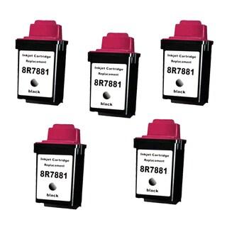 5PK Compatible 8R7881 Inkjet Cartridge For Xerox 365cx XJ8C 470cx XK50cx ( Pack of 5 )