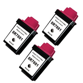 3PK Compatible 8R7881 Inkjet Cartridge For Xerox 365cx XJ8C 470cx XK50cx ( Pack of 3 )