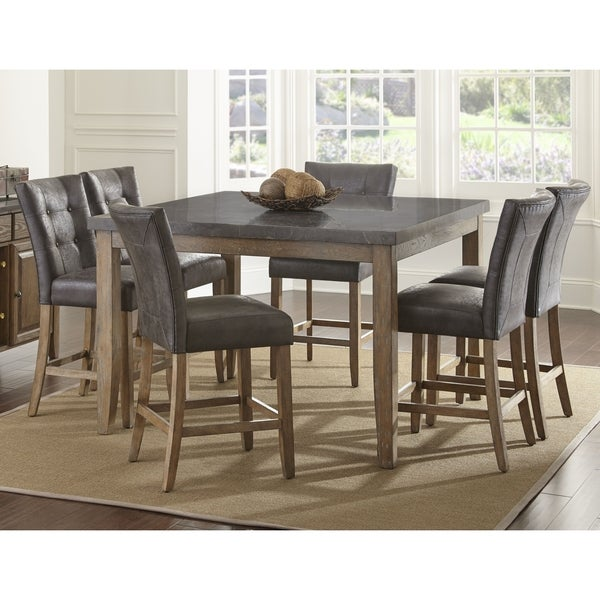 Counter Height Dining Sets On Sale: Shop The Gray Barn Overlook Counter Height Dining Set