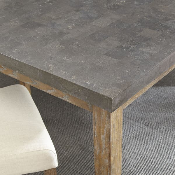 Shop The Gray Barn Overlook 70-inch Dining Table with Stone ...
