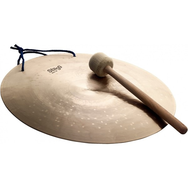 Stagg WDG-20 Wind Gong with Mallet