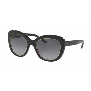 Ralph Lauren Women RL8149 5001T3 Plastic Plastic Rectangle Sunglasses