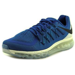 Nike Men's 'Air Max 2015' Mesh Athletic Shoes