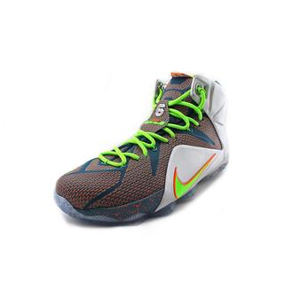 Nike Men's 'Lebron XII Elite' Multicolor Synthetic Athletic Shoes